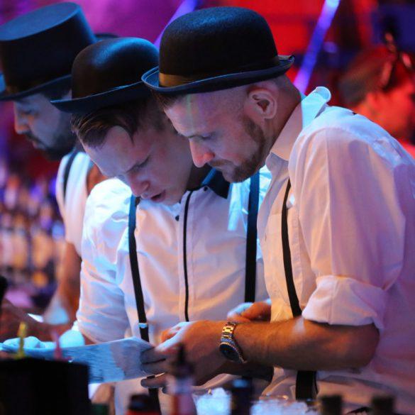 Knutschfleck Barkeeper