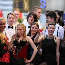 Burlesque Abend im Knutschfleck Berlin