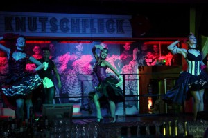 Burlesque Workshop im Knutschfleck Berlin