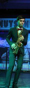Saxophonist Dimitri im Knutschfleck Berlin - ShowTime