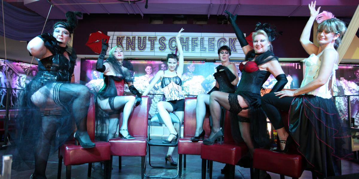 Burlesquekurs im Knutschfleck Berlin