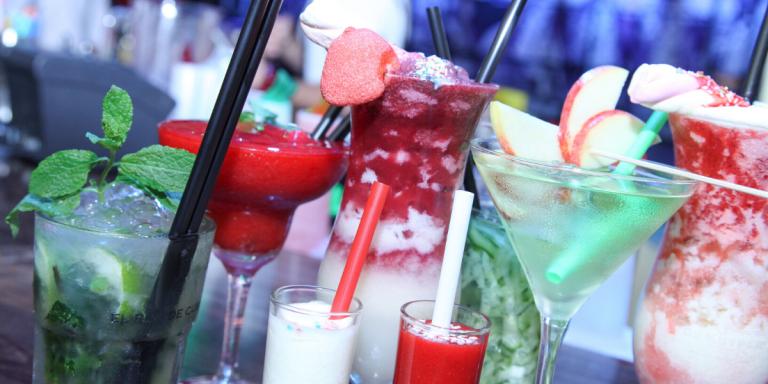 Cocktails im Knutschfleck Berlin