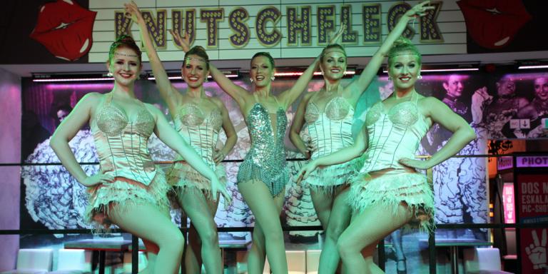 Varieté Show im Knutschfleck Berlin