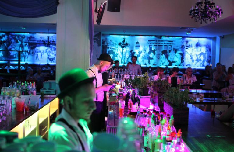 Clubnacht Galerie 6