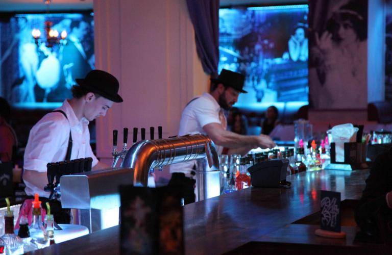 Cocktailbar Galerie 1