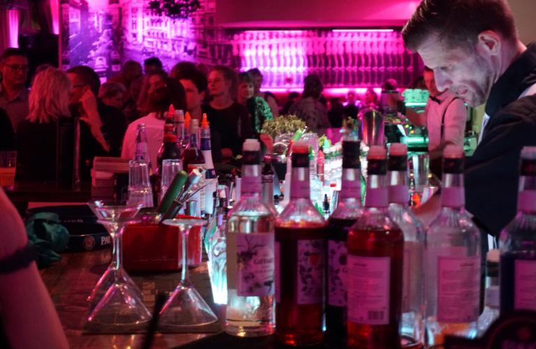 Cocktailbar Galerie 14