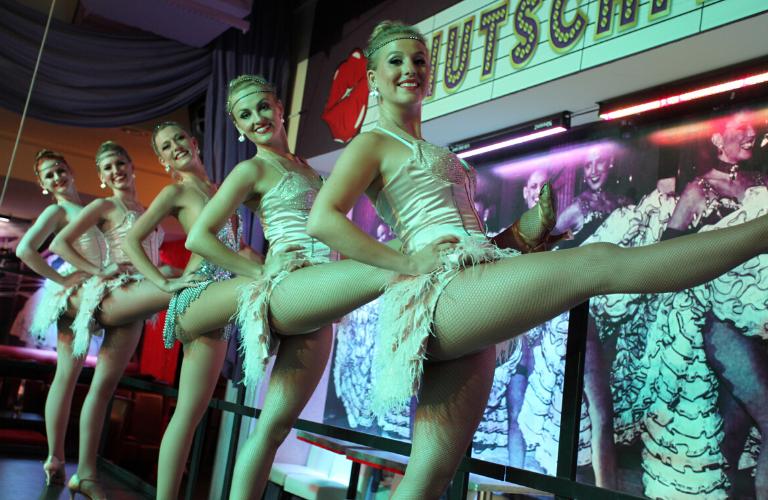 Künstler buchen Showgirls Galerie 15