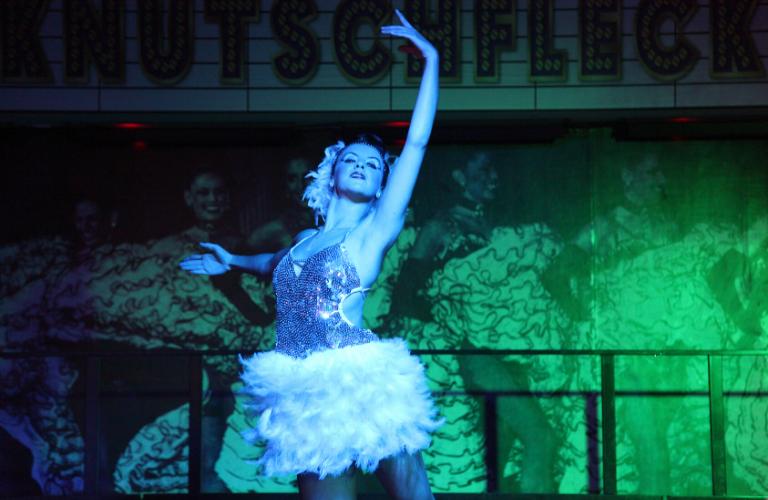 Künstler buchen Showgirls Galerie 20