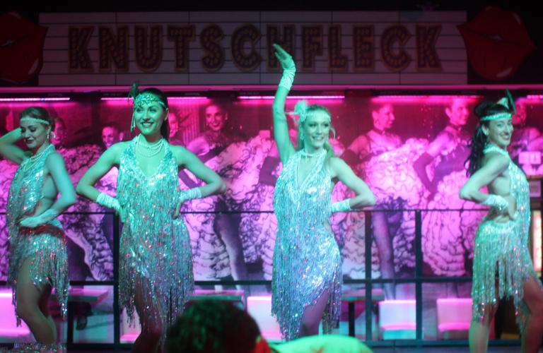 Künstler buchen Showgirls Galerie 22