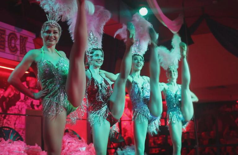 Künstler buchen Showgirls Galerie 4