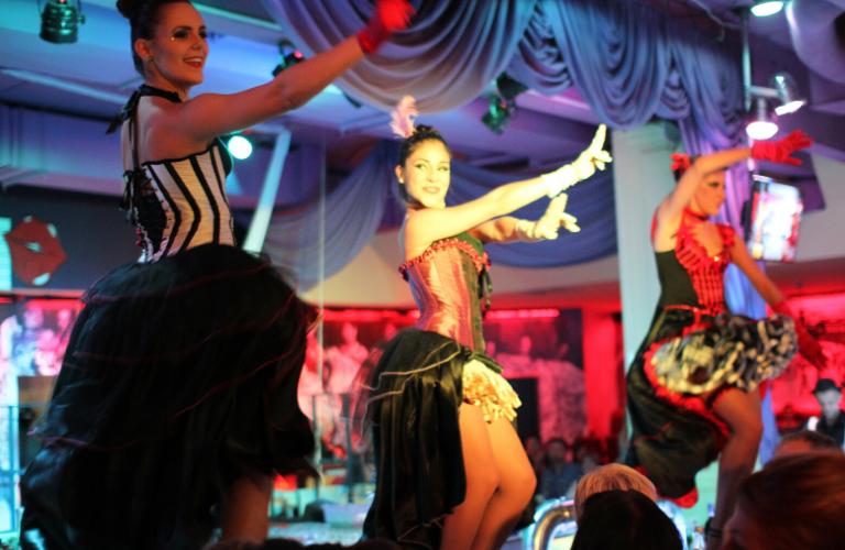 Künstler buchen Showgirls Galerie 9